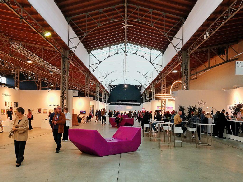 targi Vienna Contemporary 2019