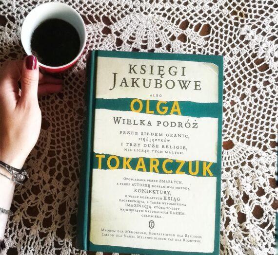 Nobel Literacki dla Olgi Tokarczuk