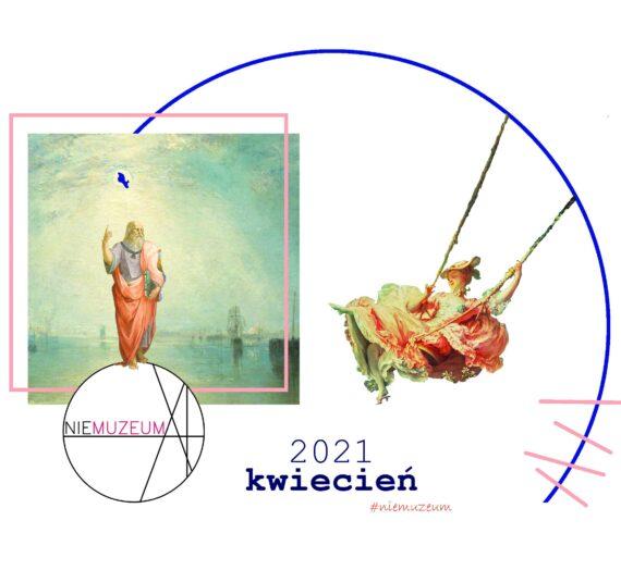Kalendarz 2021 – kwiecień