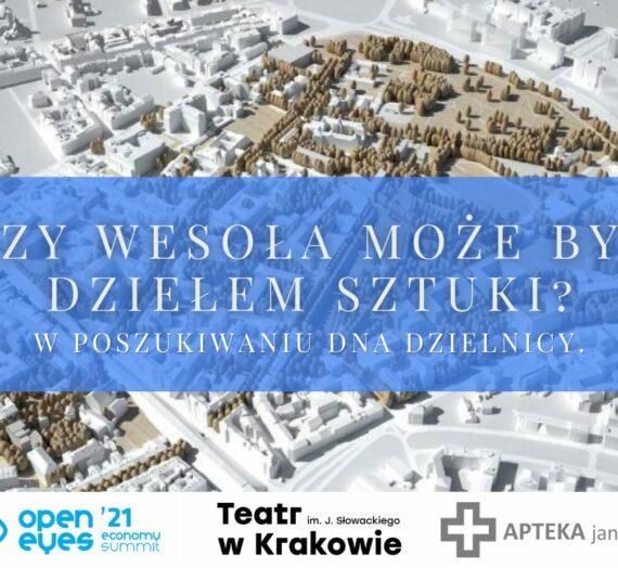 Kultura Futura: Kraków, Wesoła i przyszłość